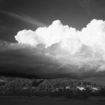 Storm Over Eagle Bluffs