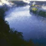 Osage River at Sunrise